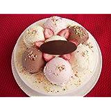 バースデーアイスケーキ 5号【誕生日プレートが選べる3種類】 (無地プレート)