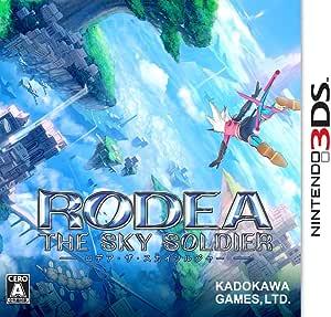 ロデア・ザ・スカイソルジャー - 3DS