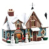 Lemax Village Collection Snow Day! #85356