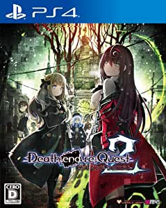 Death end re;Quest 2 - PS4 【初回購入特典】プロダクトコードカード『ブラッドスケルターセット』 同梱