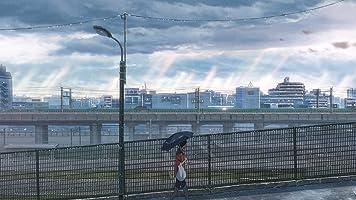 【Amazon.co.jp 限定】【プライムデー記念発売】『新海誠監督作品 天気の子 公式ビジュアルガイド』+高精細複製画1枚(A4/額装あり) 付限定版