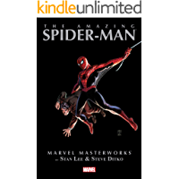 Amazing Spider-Man Masterworks Vol. 1 (Marvel Masterworks…