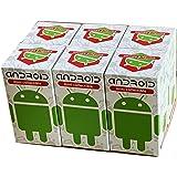 【まとめ売り】日本限定パッケージ! Android [ドロイド君] ミニコレクティブル スタンダードエディション 6個セ…