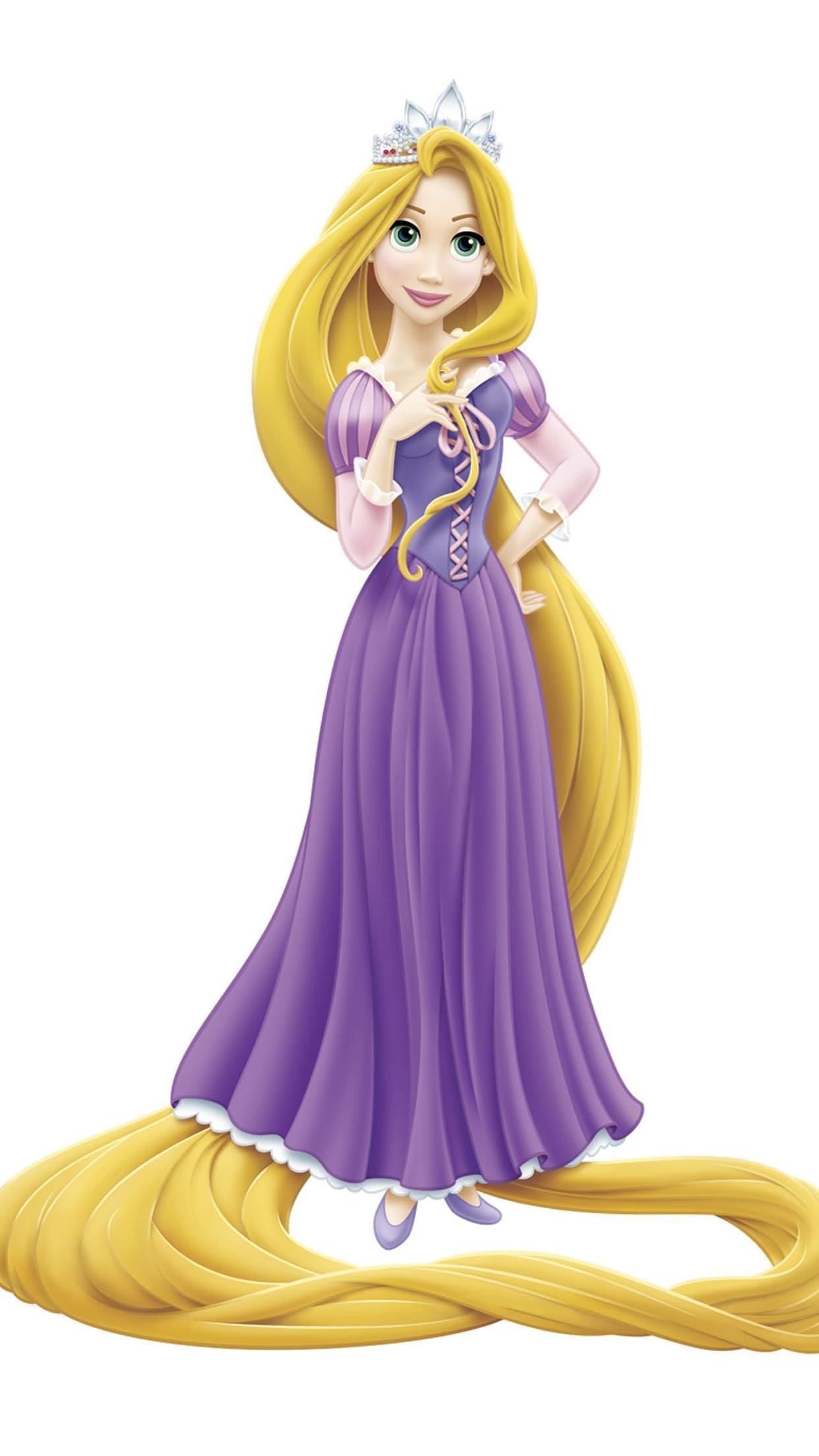 ディズニー Iphone8 7 6 Plus 壁紙 1242 2208 ラプンツェル Rapunzel