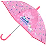 Textiel Trade Kid's Nickelodeon Peppa Pig Stick Umbrella