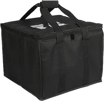 Cherrboll エコバッグ 買い物バッグ 保冷 保温 収納バッグ 弁当 ランチバッグ 大容量 防水 おりたたみ可能 出前専用 ピザ