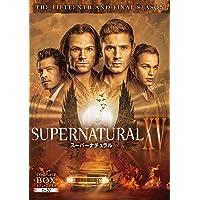 SUPERNATURAL XV (ファイナル・シーズン)DVD コンプリート・ボックス(5枚組)