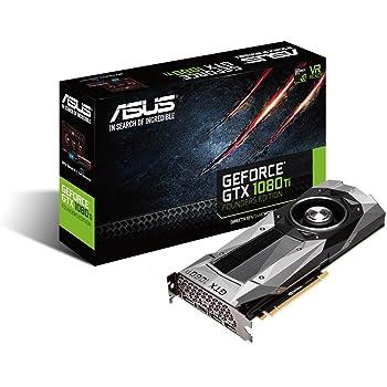 ASUS  NVIDIA GeForce GTX1080Ti搭載ビデオカード ベースクロック1480MHz GTX1080TI-FE  Founders Edition  メモリ11GB