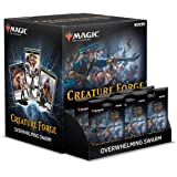 Wizkids RPG D&D Miniatures Magic The Gathering Creature Forge Overwhelming Swarm Gravity Feed (24)