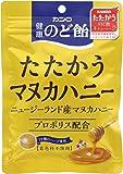 カンロ 健康のど飴たたかうマヌカハニー 80g×6袋