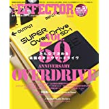 The EFFECTOR BOOK Vol.50 (シンコー・ミュージックMOOK)