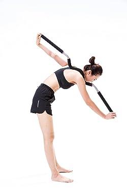 アイリスオーヤマ(IRIS OHYAMA) トレーニングチューブ 体幹ストレッチ コアトレーナー