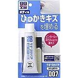 ソフト99(SOFT99) 補修用品 うすづけパテ 007 ホワイト 09007