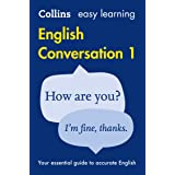 Collins Easy Learning English - Easy Learning English Conversation: Book 1
