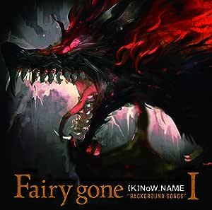 """【Amazon.co.jp限定】TVアニメ『Fairy gone フェアリーゴーン』挿入歌アルバム「Fairy gone """"BACKGROUND SONGS""""I 」(Amazon.co.jp限定 デカジャケ付)"""