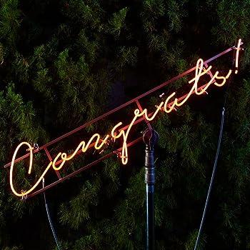 moovin メッセージカード ムービーを贈れる インスタントムービーカード NEON Congratulations