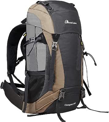 Moon Lence 登山リュックサック 50L バックパック 大容量 防水 超軽量 登山ザック アウトドア旅行バッグ