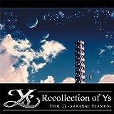 Recollection of Ys Vol.2 アレンジ篇