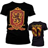 HARRY POTTER Officially Licensed Gryffindor 07 Women T-Shirt