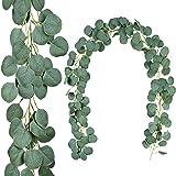 TOPHOUSE Eucalyptus Garland 2pack-eucalyptus Garland