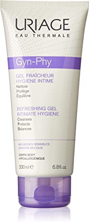 Uriage GYN-Phy Intimate Hygiene Cleansing Gel, 200ml