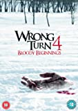 Wrong Turn 4 - Bloody Beginnings [DVD]