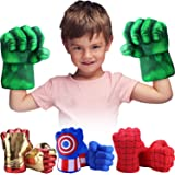 Toyart Hulk Hands for Kids of All Ages, Hulk Fists Toys for Hulk Costume, 1 Pair