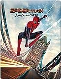 スパイダーマン ファー・フロム・ホーム 限定スチールブック仕様 [4K UHD+Blu-ray ※日本語無し](輸入版) -Spider-Man: Far From Home steelbook-