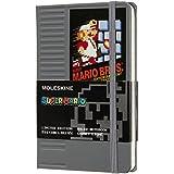 モレスキン ノートブック 限定版 スーパーマリオ NESカートリッジ ポケット罫線