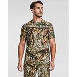 Under Armour Men's Iso-Chill Brushline Short-Sleeve T-Shirt