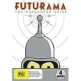 FUTURAMA: MOVIE COLLECTION (4 DISC)