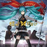 Glorious World / 蝶々P feat.初音ミク(ジャケットイラスト:2D)【数量限定初音ミクマウスパッド…