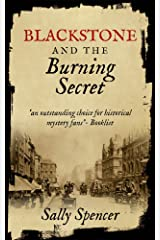 Blackstone and the Burning Secret (The Blackstone Detective series Book 4) Kindle Edition