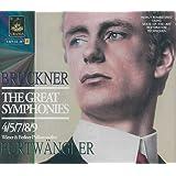 Bruckner: Symphonies 4/5/7/8/9