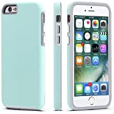 iPhone 6 / 6s Case CellEver Dual Guard Protective Shock-Absorbing Scratch-Resistant Rugged Drop Protection Cover for Apple iP