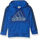 adidas Boys' Big Kid Statemnt Bos Hooded Plovr