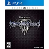 Kingdom Hearts III: Deluxe Edition (輸入版:北米) - PS4