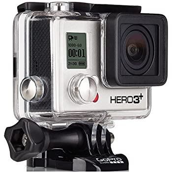 GoPro HERO 3+ Black Edition ゴープロ ヒーロー 3+ ブラックエディション USA正規品 [並行輸入品]