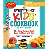 The Everything Kids' Cookbook, Updated Edition: 90+ Easy Recipes You'll Love to Make―and Eat!