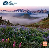 2021 The Wilderness Society 16-Month Wall Calendar