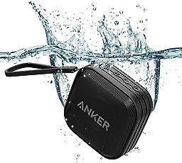 Anker SoundCore Sport 防水Bluetoothスピーカー 【IPX7 防水防塵/10時間連続再生/内蔵マイク搭載 】