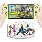Newest Version 24Pcs The Legend of Zelda Breath of The Wild NFC Cards, Link's Awakening Zelda Botw Game Rewards Cards. Compat