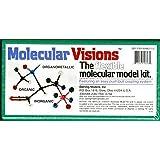 Molecular Visions (Organic, Inorganic, Organometallic) Molecular Model Kit #1 by Darling Models to accompany Organic Chemistr