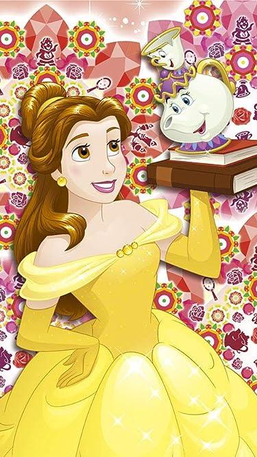 ディズニー  iPhone/Androidスマホ壁紙(480×854)-1 - 美女と野獣ベル
