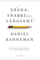 Tänka, snabbt och långsamt (Swedish Edition) Kindle Edition