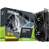 ZOTAC Gaming GeForce GTX 1660 Super 6GB GDDR6 192ビット ゲームグラフィックカード 超コンパクト ZT-T16620F-10L