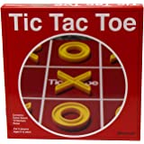 Tic Tac Toe - the Classic Game of X's and O's