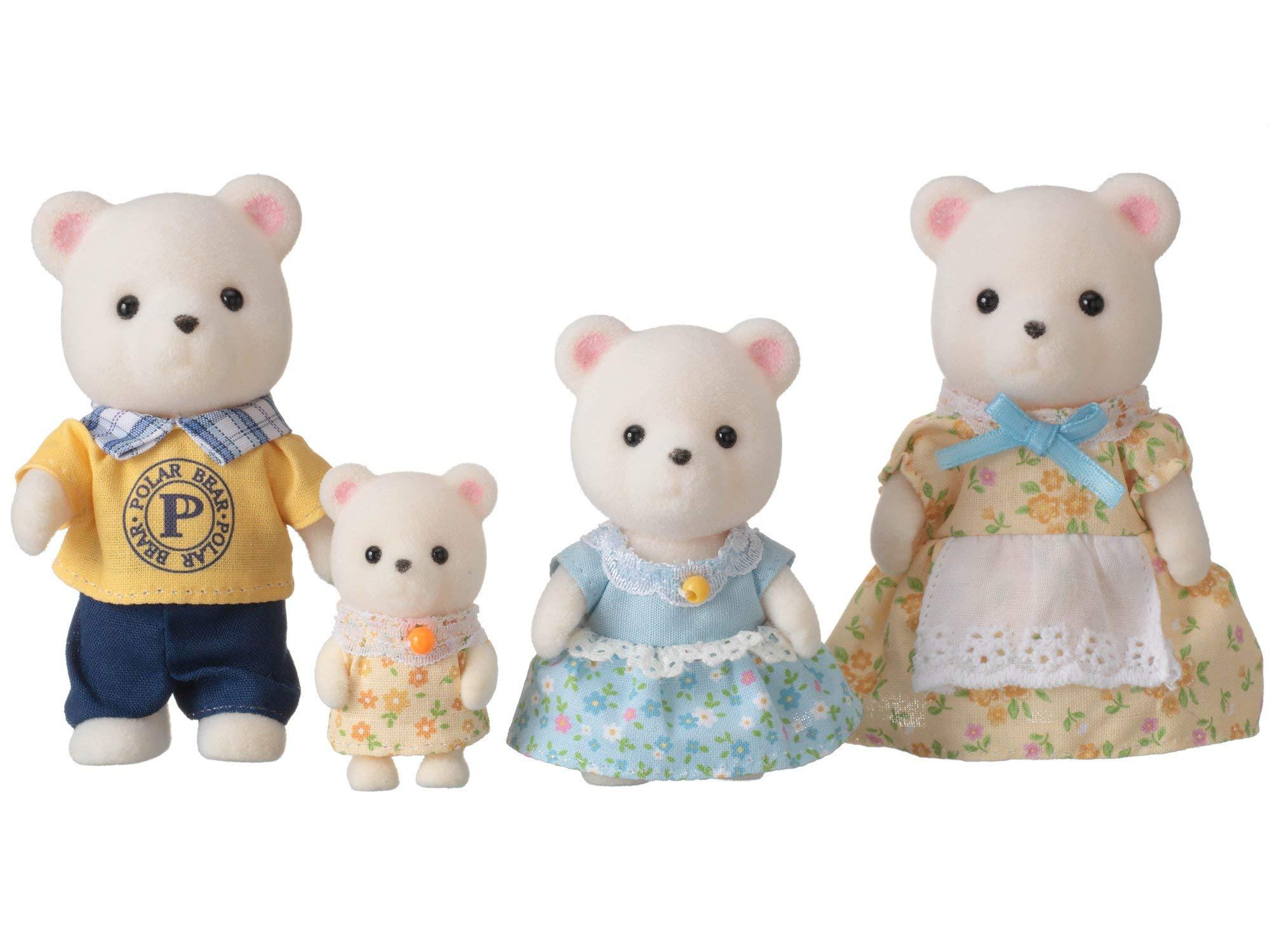 "Epoch Sylvanian Families  Doll /""Fs-13 Family of Deer/"""