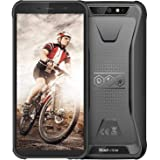 "Rugged Unlocked Cell Phones, Blackview BV5500 Pro 4G Smartphones IP68 Waterproof Drop Proof, 5.5"" 3GB+16GB Dual SIM [Quad Cor"