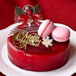 クリスマスケーキ 2019 フロマージュ・ルージュ(チーズケーキ)